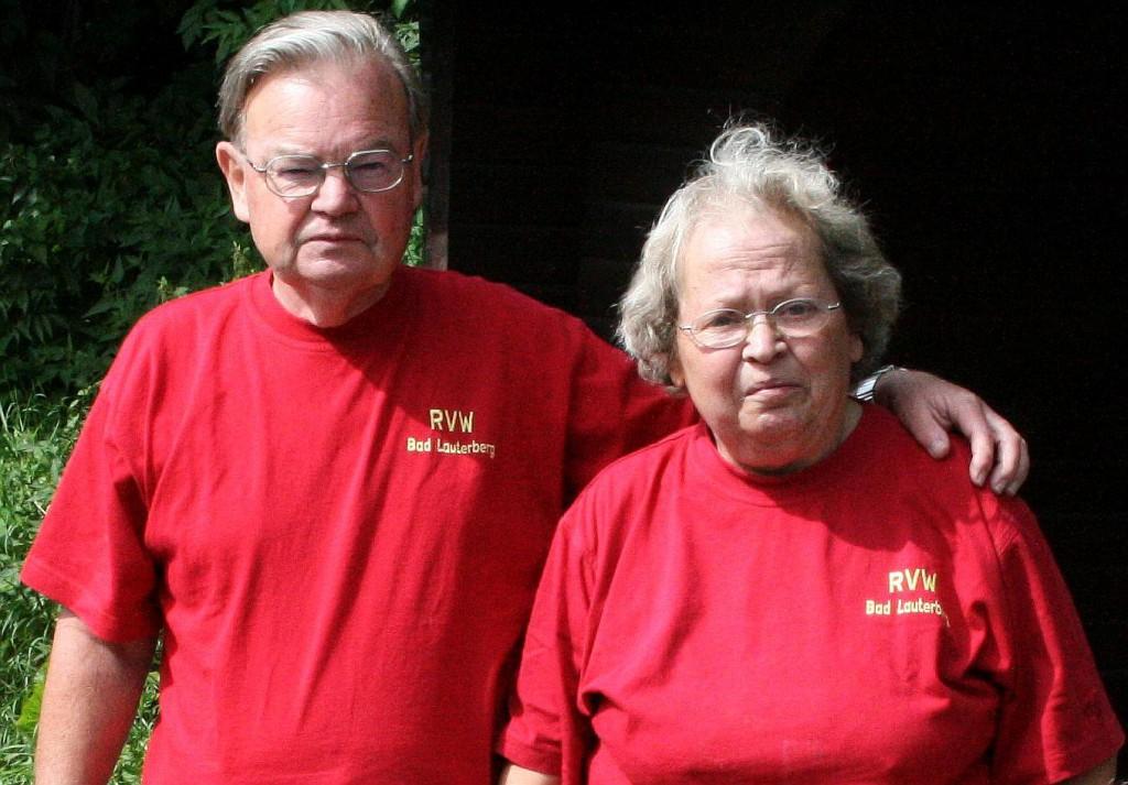 Bärbel und Helmut Kreter
